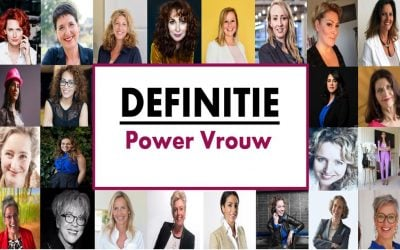 Definitie Power Vrouw