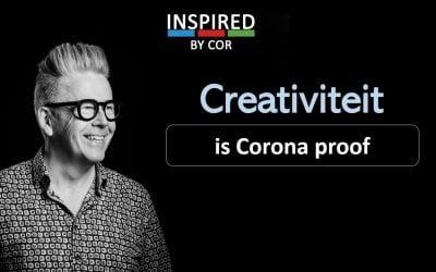 Creativiteit is Corona Proof