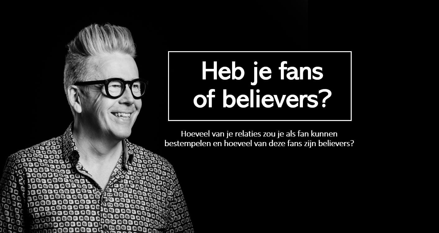 heb je fans of heb je believers - blog inspiredbycor
