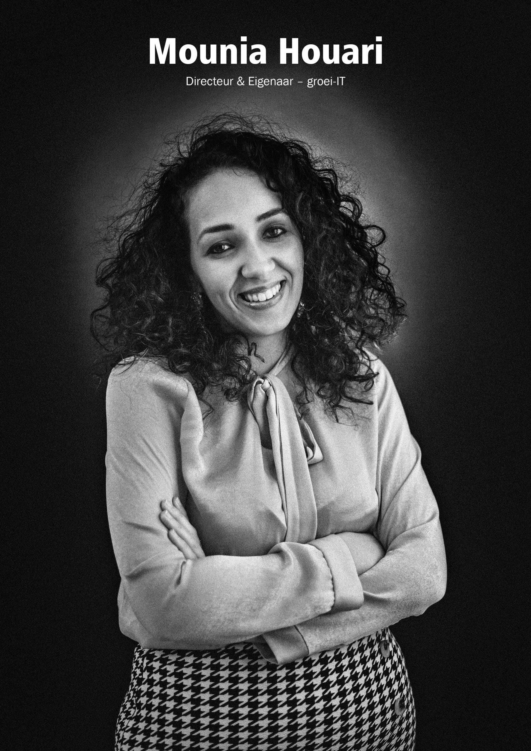 Mounia Houari interview ondernemers zijn net mensen